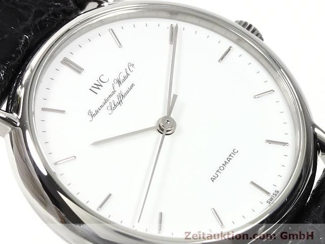 Used luxury watch IWC Portofino steel automatic Kal. 37521 Ref. 3513  | 140149 02