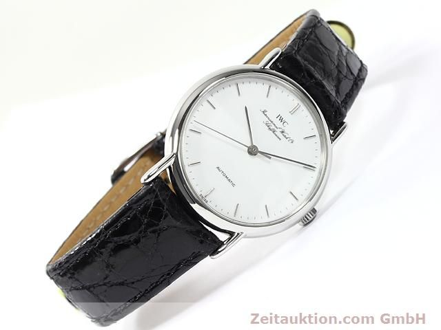 Used luxury watch IWC Portofino steel automatic Kal. 37521 Ref. 3513  | 140149 03