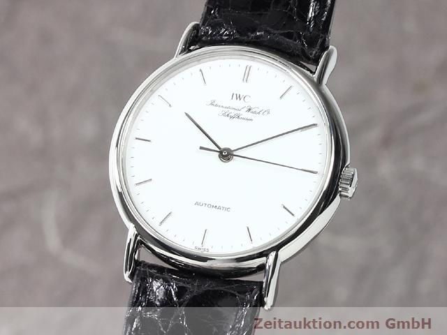 Used luxury watch IWC Portofino steel automatic Kal. 37521 Ref. 3513  | 140149 04