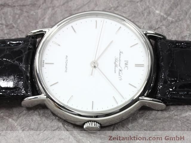 Used luxury watch IWC Portofino steel automatic Kal. 37521 Ref. 3513  | 140149 05