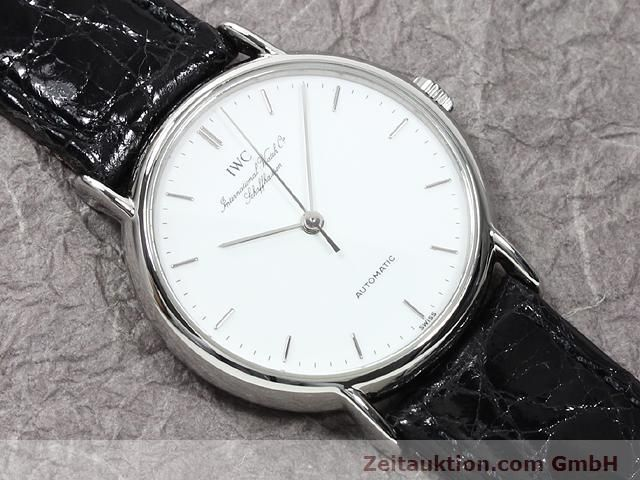 Used luxury watch IWC Portofino steel automatic Kal. 37521 Ref. 3513  | 140149 12