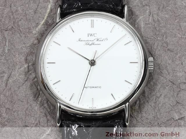 Used luxury watch IWC Portofino steel automatic Kal. 37521 Ref. 3513  | 140149 13