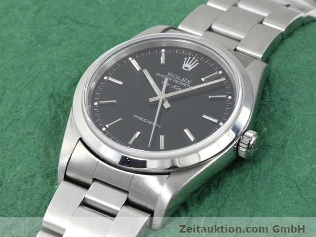 Used luxury watch Rolex Precision steel automatic Kal. 3000 Ref. 14000  | 140153 01