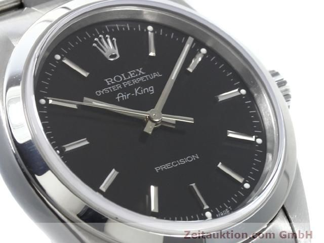 Used luxury watch Rolex Precision steel automatic Kal. 3000 Ref. 14000  | 140153 02