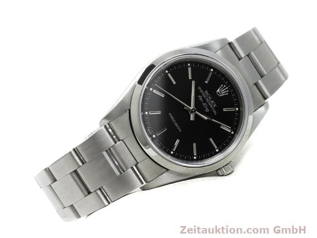 Used luxury watch Rolex Precision steel automatic Kal. 3000 Ref. 14000  | 140153 03