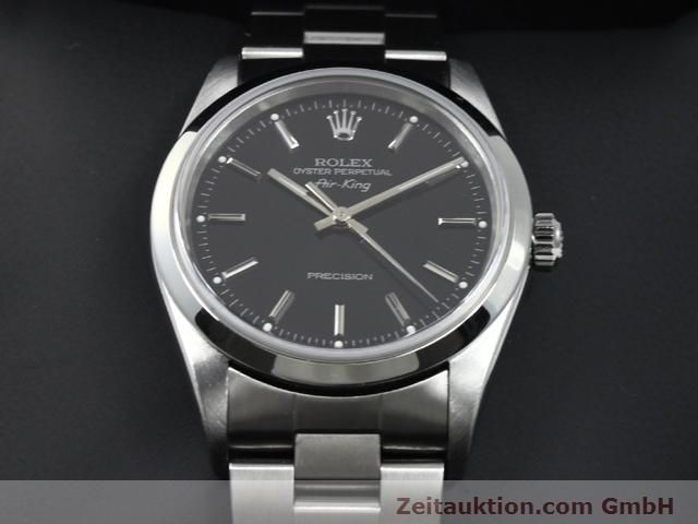 Used luxury watch Rolex Precision steel automatic Kal. 3000 Ref. 14000  | 140153 07