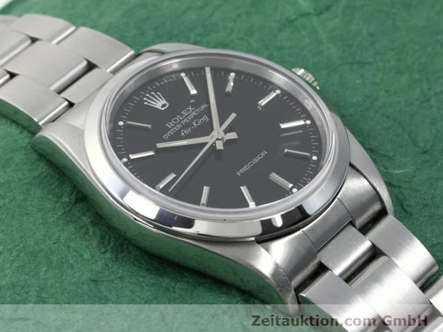 Used luxury watch Rolex Precision steel automatic Kal. 3000 Ref. 14000  | 140153 15
