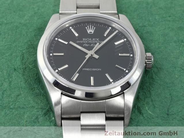 Used luxury watch Rolex Precision steel automatic Kal. 3000 Ref. 14000  | 140153 16