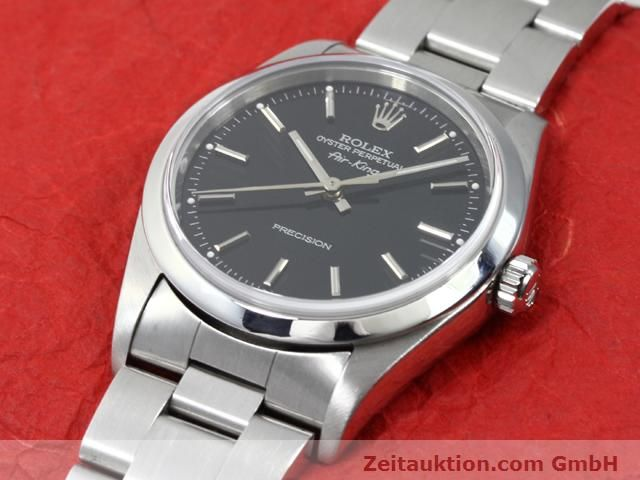 Used luxury watch Rolex Precision steel automatic Kal. 3000 Ref. 14000  | 140154 01