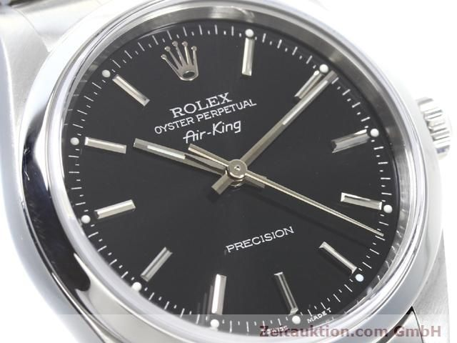 Used luxury watch Rolex Precision steel automatic Kal. 3000 Ref. 14000  | 140154 02