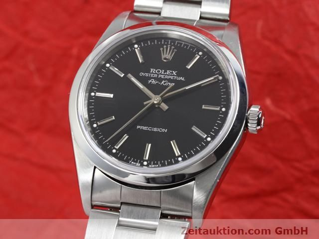 Used luxury watch Rolex Precision steel automatic Kal. 3000 Ref. 14000  | 140154 04