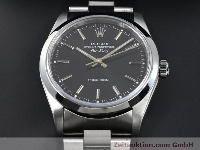 Used luxury watch Rolex Precision steel automatic Kal. 3000 Ref. 14000  | 140154 07