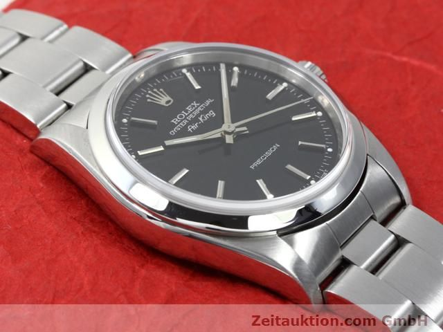 Used luxury watch Rolex Precision steel automatic Kal. 3000 Ref. 14000  | 140154 15