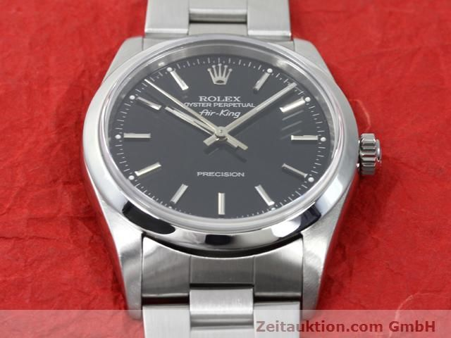 Used luxury watch Rolex Precision steel automatic Kal. 3000 Ref. 14000  | 140154 16