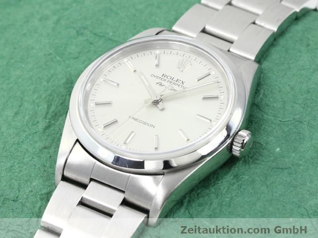 Used luxury watch Rolex Precision steel automatic Kal. 3000 Ref. 14000  | 140155 01