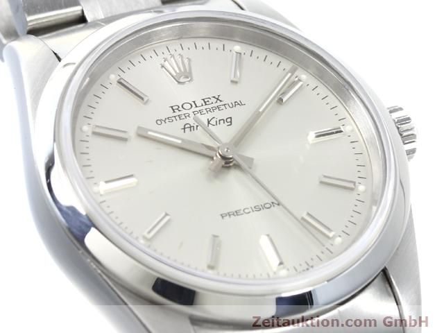 Used luxury watch Rolex Precision steel automatic Kal. 3000 Ref. 14000  | 140155 02
