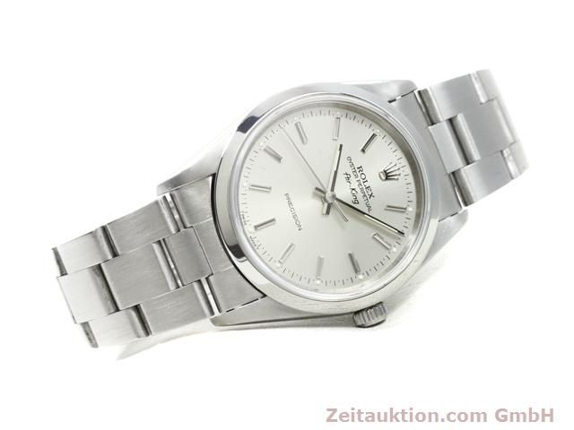 Used luxury watch Rolex Precision steel automatic Kal. 3000 Ref. 14000  | 140155 03