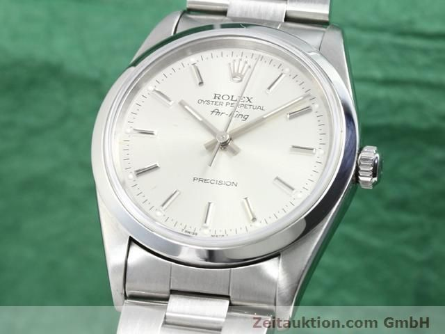 Used luxury watch Rolex Precision steel automatic Kal. 3000 Ref. 14000  | 140155 04