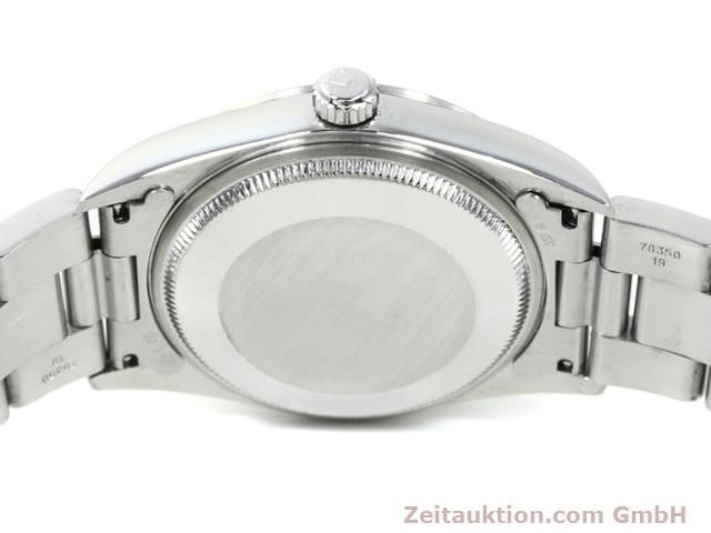 Used luxury watch Rolex Precision steel automatic Kal. 3000 Ref. 14000  | 140155 13
