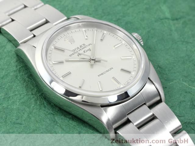 Used luxury watch Rolex Precision steel automatic Kal. 3000 Ref. 14000  | 140155 15