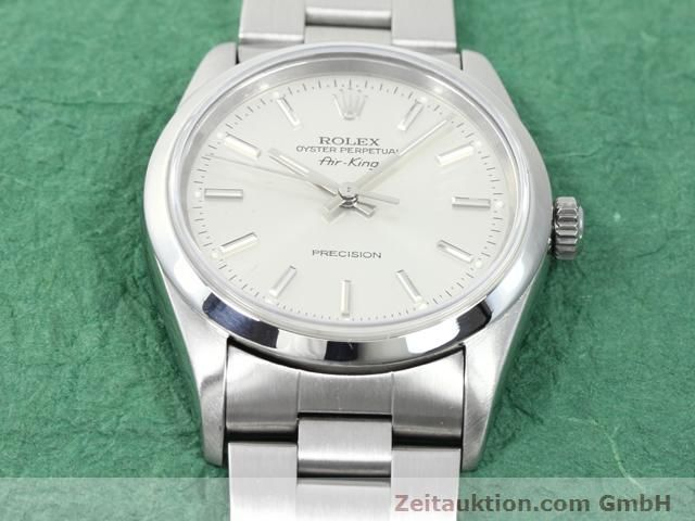 Used luxury watch Rolex Precision steel automatic Kal. 3000 Ref. 14000  | 140155 16