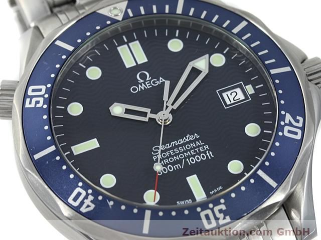 Used luxury watch Omega Seamaster steel automatic Kal. 1120 Ref. 25318000  | 140157 02