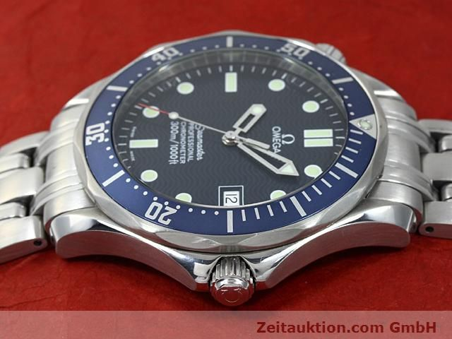Used luxury watch Omega Seamaster steel automatic Kal. 1120 Ref. 25318000  | 140157 05