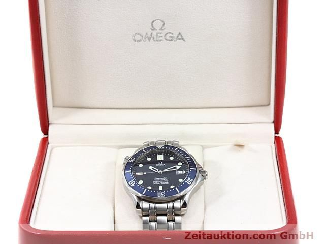Used luxury watch Omega Seamaster steel automatic Kal. 1120 Ref. 25318000  | 140157 07