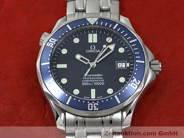 Used luxury watch Omega Seamaster steel automatic Kal. 1120 Ref. 25318000  | 140157 18