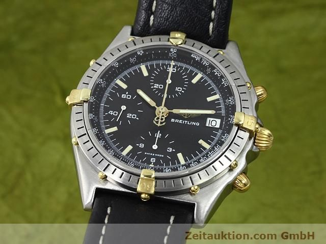 Used luxury watch Breitling Chronomat gilt steel automatic Kal. Valjoux 7750 Ref. 81950A  | 140158 04
