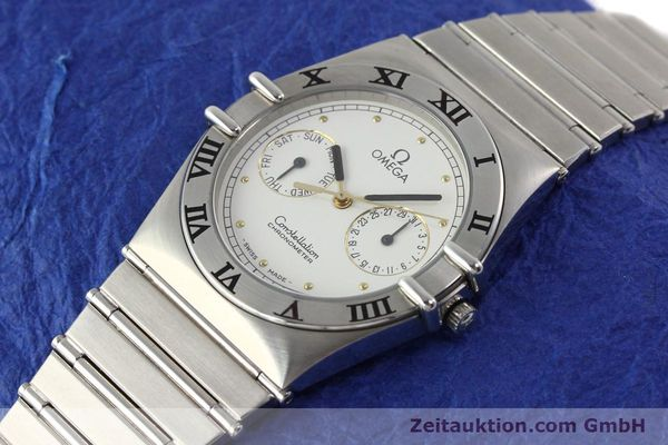 Used luxury watch Omega Constellation steel quartz Kal. 1444 Ref. 1980142  | 140159 01