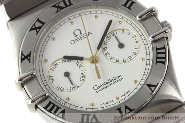 Used luxury watch Omega Constellation steel quartz Kal. 1444 Ref. 1980142  | 140159 02