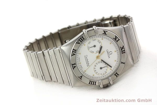 Used luxury watch Omega Constellation steel quartz Kal. 1444 Ref. 1980142  | 140159 03