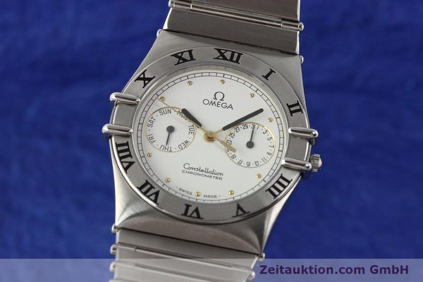 Used luxury watch Omega Constellation steel quartz Kal. 1444 Ref. 1980142  | 140159 04