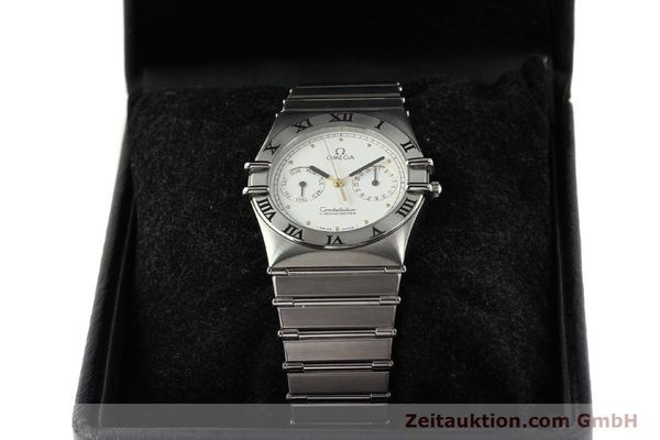 Used luxury watch Omega Constellation steel quartz Kal. 1444 Ref. 1980142  | 140159 07