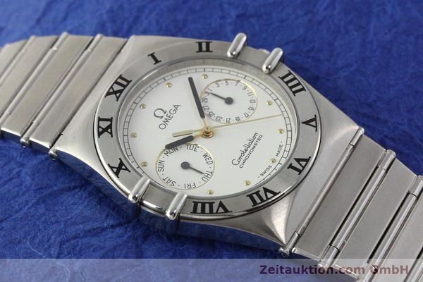 Used luxury watch Omega Constellation steel quartz Kal. 1444 Ref. 1980142  | 140159 13