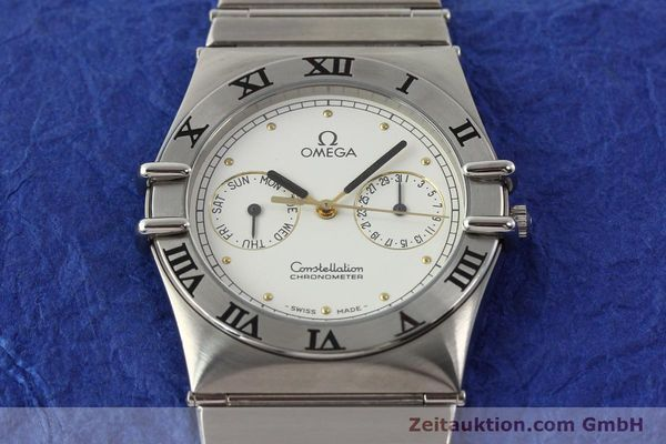Used luxury watch Omega Constellation steel quartz Kal. 1444 Ref. 1980142  | 140159 14