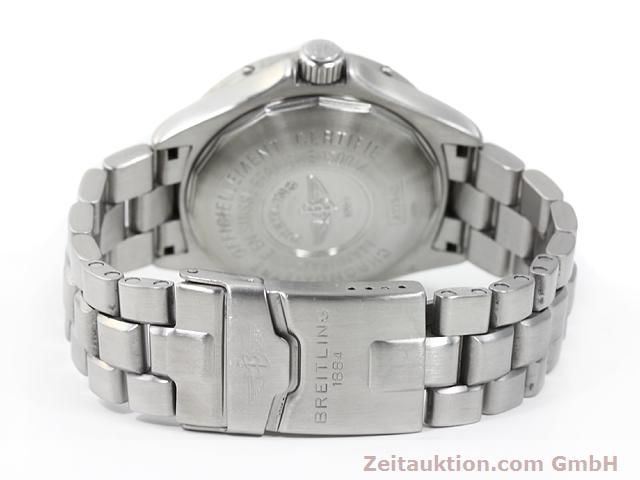 Used luxury watch Breitling Superocean steel automatic Kal. ETA 2824-2 Ref. A17345  | 140161 12