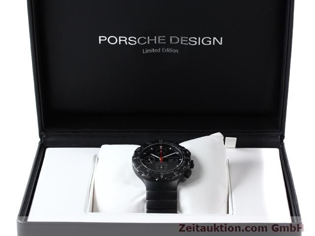 Used luxury watch Porsche Design * titanium automatic Kal. ETA 7750 Ref. 6500.12  | 140162 07