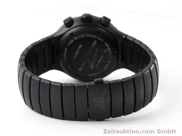 Used luxury watch Porsche Design * titanium automatic Kal. ETA 7750 Ref. 6500.12  | 140162 13