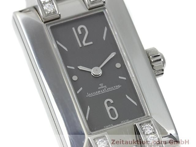 Used luxury watch Jaeger Le Coultre * steel quartz Kal. H1137 (608) Ref. 460.8.08  | 140163 02