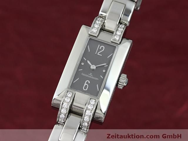 Used luxury watch Jaeger Le Coultre * steel quartz Kal. H1137 (608) Ref. 460.8.08  | 140163 04