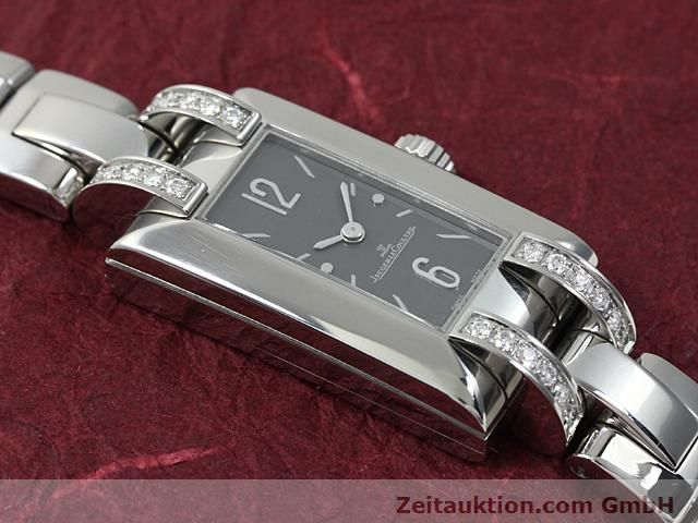 Used luxury watch Jaeger Le Coultre * steel quartz Kal. H1137 (608) Ref. 460.8.08  | 140163 12