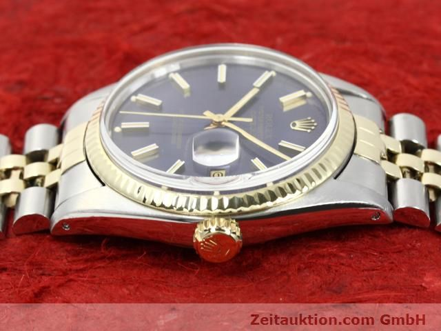 Used luxury watch Rolex Datejust steel / gold automatic Kal. 3035 Ref. 16013  | 140172 05