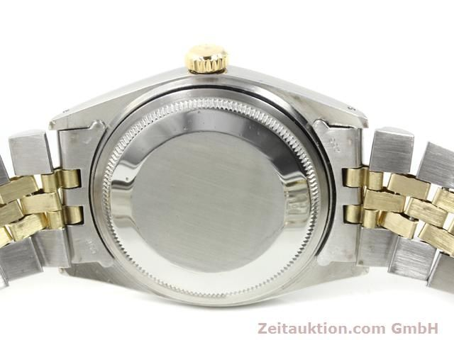 Used luxury watch Rolex Datejust steel / gold automatic Kal. 3035 Ref. 16013  | 140172 14