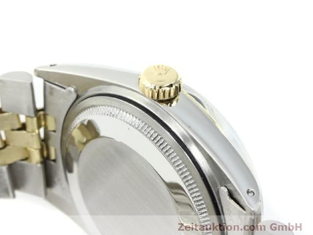 Used luxury watch Rolex Datejust steel / gold automatic Kal. 3035 Ref. 16013  | 140172 15
