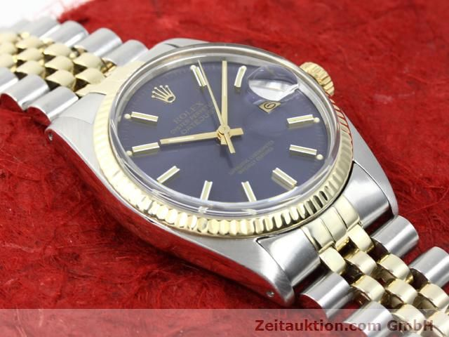 Used luxury watch Rolex Datejust steel / gold automatic Kal. 3035 Ref. 16013  | 140172 16