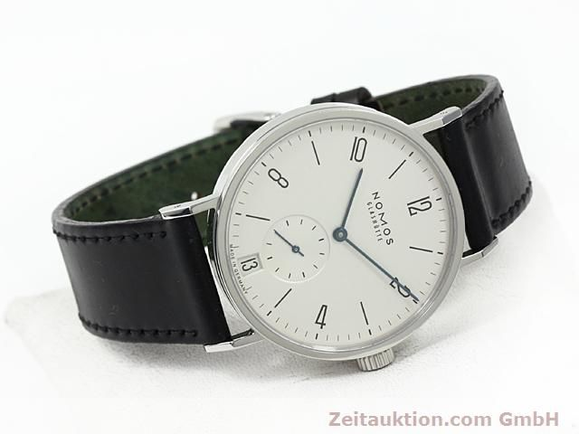 Used luxury watch Nomos Tangomat steel automatic Kal. 5606  | 140175 03