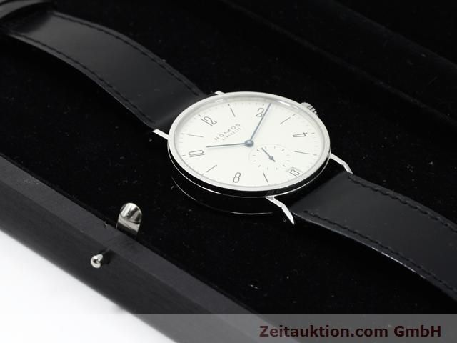 Used luxury watch Nomos Tangomat steel automatic Kal. 5606  | 140175 07