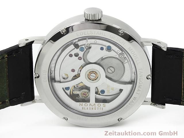 Used luxury watch Nomos Tangomat steel automatic Kal. 5606  | 140175 09